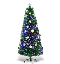 5 ft artificial xmas tree with multicolor led lights San Jose, 95116