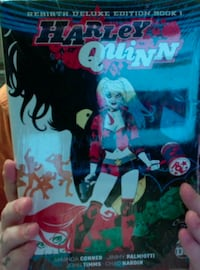 Harley Quinn Rebirth TPB Vol.1 Scarborough