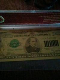 Gold note  South Bend, 46615