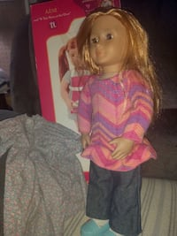 Our Generations Doll