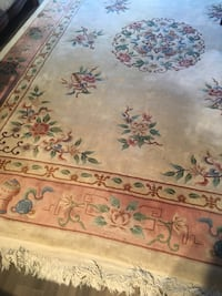 and green floral area rug