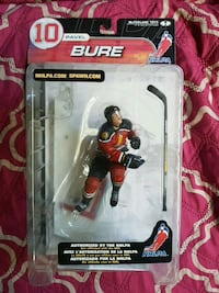 red and black Power Ranger action figure Toronto, M9N 1X7