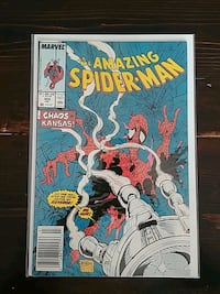 Amazing Spider-Man comic book #302 Bradford West Gwillimbury, L3Z 3A7