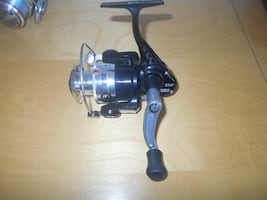Fishing reel new condition Zebco 33SP nice