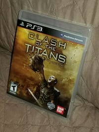 Clash of the Titans PS3 Video Game Dover, 33527