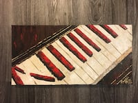 Unfinished Symphony: Piano Red Deer, T4E 0S3