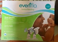 Evenflo double electric breast pump Stamford, 06906