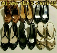 women's assorted pairs of shoes Las Vegas, 89169