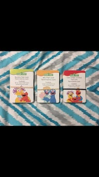 Sesame Street Flash Cards  Orlando, 32818