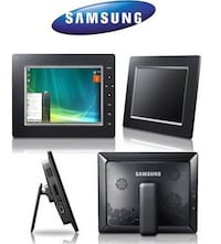 Samsung SPF-85H Digital Photo Frame, Mini Monitor, Audio Video Player+