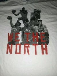 We the north Raptors shirt North York, M2N