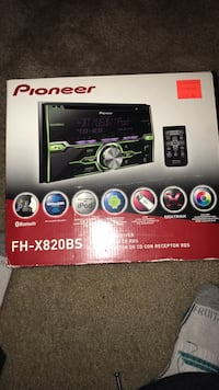 Pioneer Bluetooth car stereo Bowie, 20716