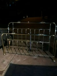 King size brass bed Lawrenceville, 30046
