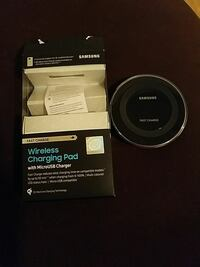 Samsung wireless fast charge pad