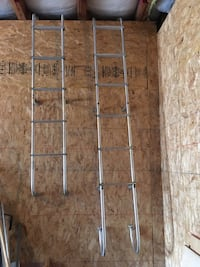 Rv Ladder's 6 foot and 8 foot