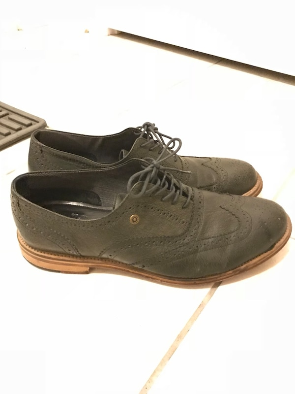 J Shoes Leather Oxford Shoes Size 10.5 1