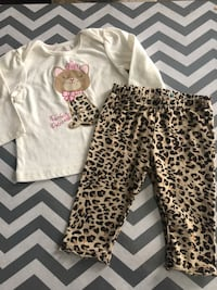 3-6 month girls outfit Woodbridge, 22192