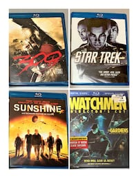 Blu-ray Movies for Sale Halifax