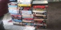 Misc vhs tapes and walt Disney vhs tapes Oklahoma City, 73127