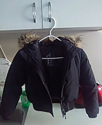 black and gray zip-up jacket Edmonton, T5B