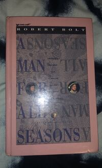 Selling book - A man for all seasons  Toronto, M1K 1L2