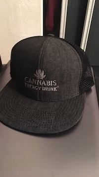 Cannabis Energy Drink Hat