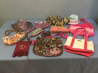 Girls hats and purses  Mundelein, 60060