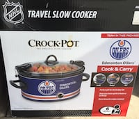 Travel slow cooker ( cook and Cary ) Calgary, T2Z 4S9