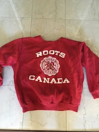 Roots Canada Women's Sweatshirt (Size Small)
