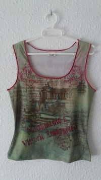 Tank top Amour by Love Los Angeles 6420 km