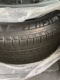 Michelin Tire  P245/65R17 Miami Springs