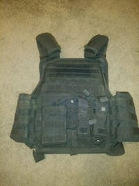 Rothco Bulletproof Vest w/plates