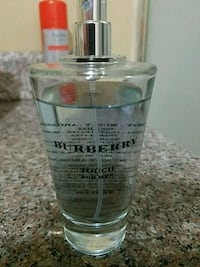 Huge 3.3oz. Tester bottle: Burberry Touch Cologne  Winchester, 22602