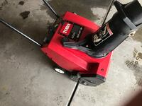 Toro CCR1000 power curve Grayslake, 60030