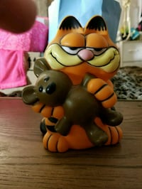 Garfield piggy bank  Edmonton, T5S 1T5