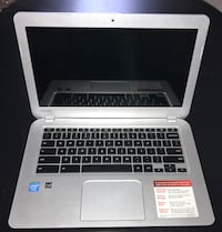 Black and gray hp laptop Ashburn, 20147