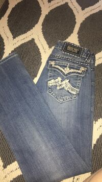Miss me jeans size 27 Rapid City