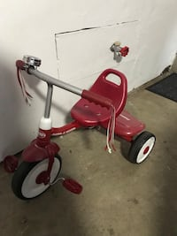 Red Flyer Bike tricycle  toddler with bell Pickerington, 43147
