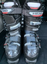 gray-and-black Head ski boots San Diego, 92131
