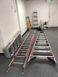 Ladders-misc sizes Las Vegas, 89101