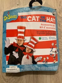 Cat in the hat costume kit  Miami, 33130