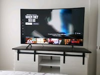 "Samsung 65"" UHD 4K Curved Smart TV NU7300 Series 7 Vaughan, L4L 1A6"