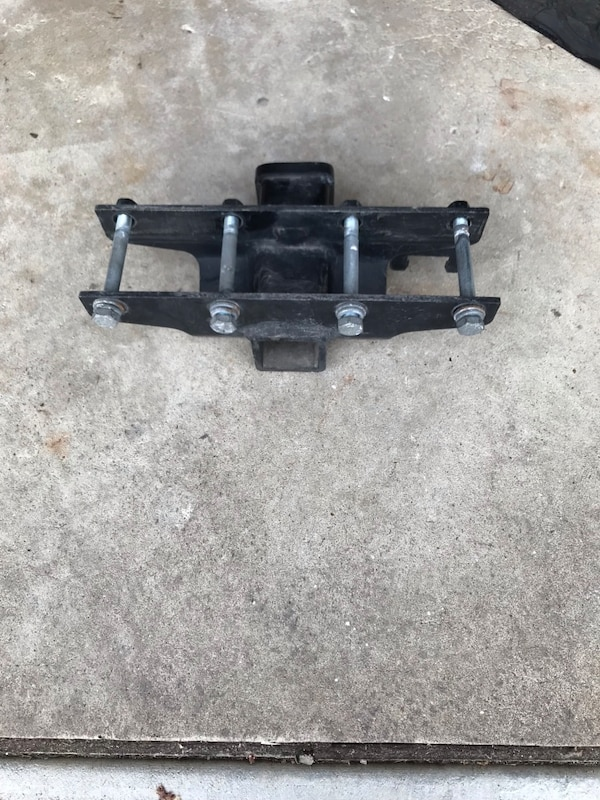 Jeep JK/JKU trailer hitch