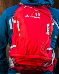 Vaude Bike Alpin 25L+5L Backpack (unisex) Montréal, H2X 2E2