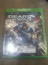 Gears of war 4 Xbox 1 Whitby, L1R