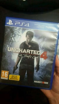 PS 4 Uncharted 4 Odunluk Mahallesi, 16110