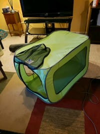 Puppy play tent