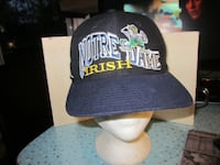 Brand New Vintage Notre Dame Fighting Irish College Baseball Hat - One Size Winnipeg