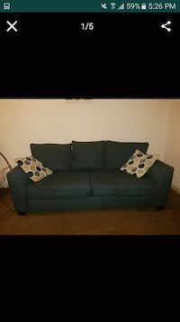 Sofa bed queen size from Rooms To Go Houston, 77062
