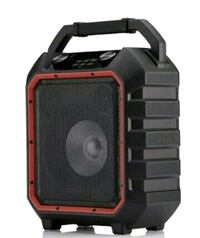 Portable Bluetooth Speaker with Lights. 40 Watts.
